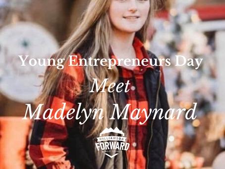YED 2020 Spotlight: Madelyn Maynard