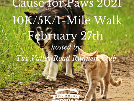 Walk or Run to Show Your Love for Animals!
