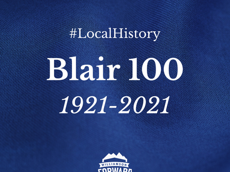 #LocalHistory: Blair 100