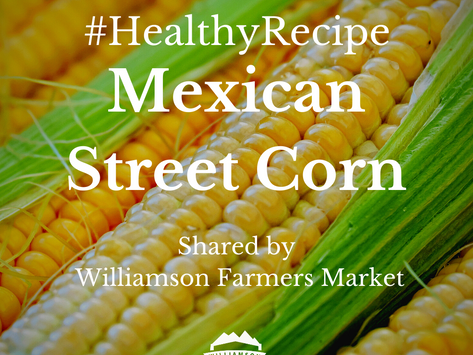 #HealthyRecipe: Mexican Street Corn