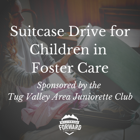 Suitcase Drive for Children in Foster Care