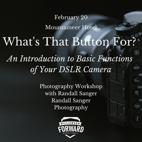 Photography Workshop to Help You Get to Know the Basics of Your DSLR