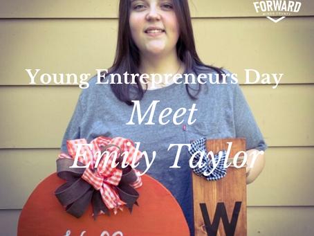 YED 2020 Spotlight: Emily Taylor