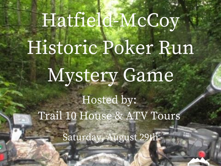 History, Mystery, and a Whole Lotta Trail Riding Fun!