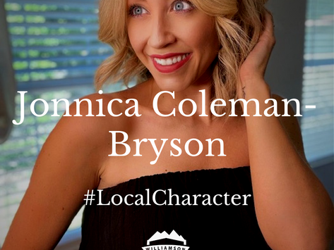 #LocalCharacter: Jonnica Coleman-Bryson