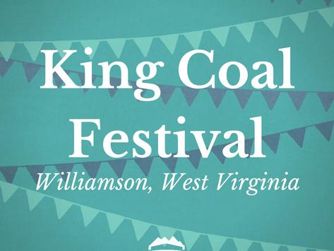 2021 King Coal Festival