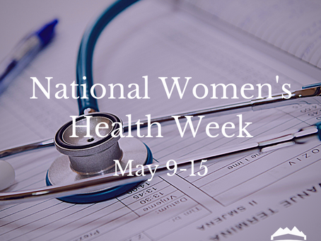 National Women's Health Week 2021