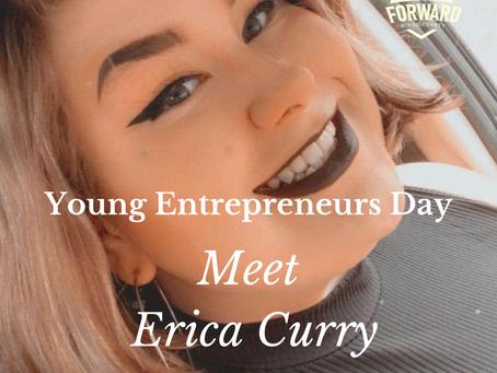 YED 2020 Spotlight: Erica Curry