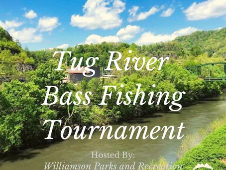Bass Fishing Tournament on the Tug Fork!