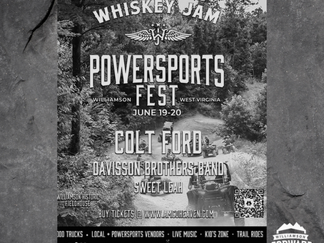 AMCO Presents: Whiskey Jam Powersports Fest in Williamson, West Virginia