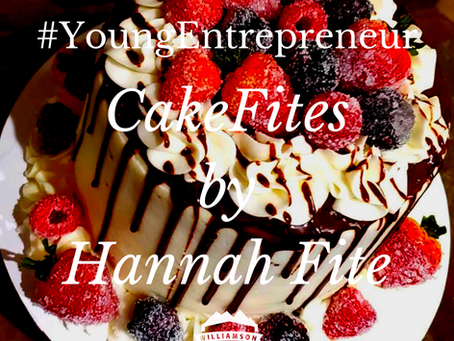 #YoungEntrepreneur: Hannah Fite of CakeFites