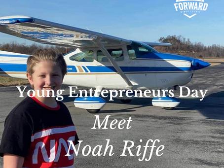 YED 2020 Spotlight: Noah Riffe
