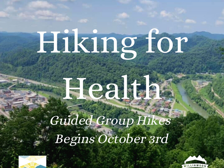 Hiking for Health Across the Area