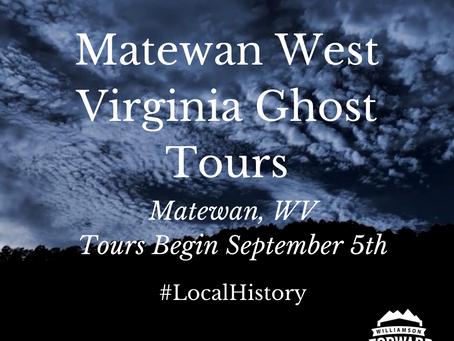 Sharing the Haunted History of Matewan
