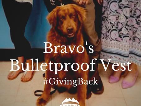 Bravo's Bulletproof Vest