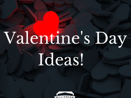 A Look at Local Ideas for Valentine's Day!