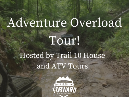 Trail 10 House and ATV Tours Presents: The Adventure Overload Tour!