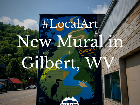 Bringing Art to Gilbert, West Virginia
