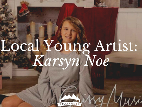 Karsyn Noe Wins 6th-8th Grade Division of Statewide Christmas Ornament Contest