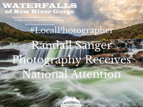 #LocalPhotographer Randall Sanger Featured in Outdoor Photographer Magazine