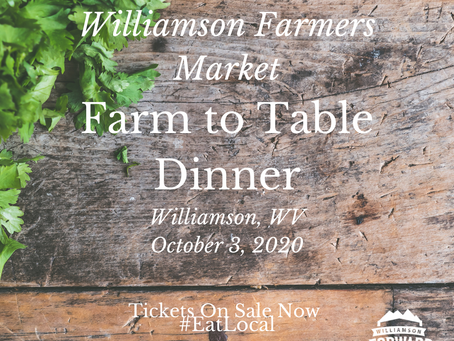 Farm to Table Dinner: A Local Foods Experience