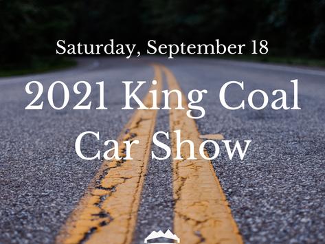 48th Annual King Coal Car Show
