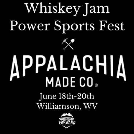 AMCO Presents: Whiskey Jam Power Sports Fest in Williamson!