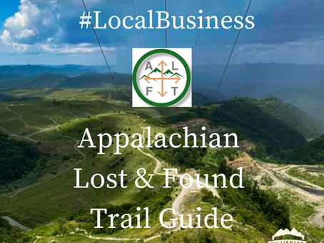 #LocalBusiness: Appalachian Lost & Found Trail Guide