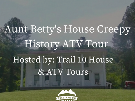 Ready for a Creepy History ATV Tour? Let's go!