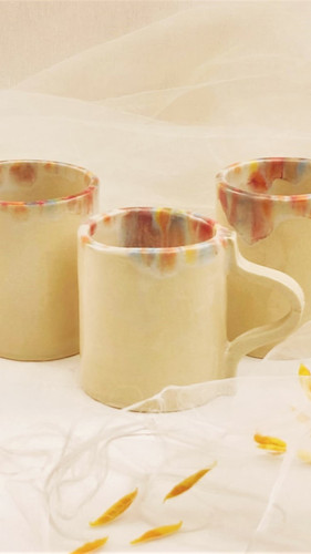 Tres tazas