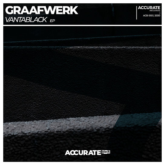ACCBLACK_Graafwerk VANTABLACK_cover Labe