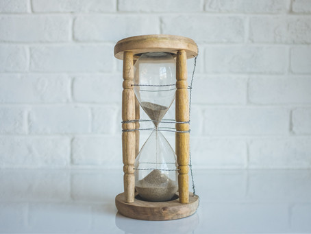 Are You Running Out Of Time?