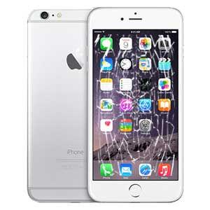 iPhone 6S+ Glass screen Repair