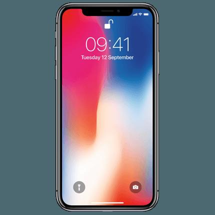 iPhone X Glass screen Repair