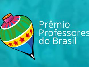 Prêmio reconhece boas práticas criadas por professores brasileiros