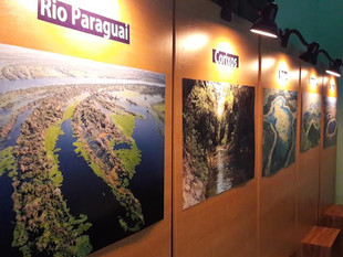 Mostra interativa comemora Dia do Pantanal e do Rio Paraguai em Corumbá-MS