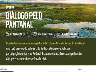 Evento traz discussão sobre Projeto de Lei do Pantanal