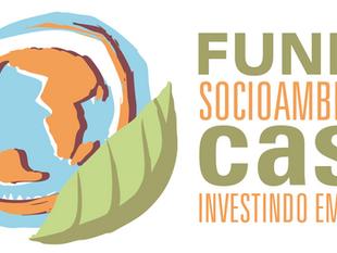 Fundo Socioambiental CASA prorroga data de recebimento de propostas