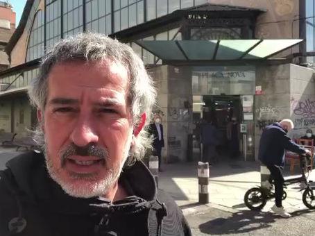 David Torrents presenta una moció en defensa als mercats municipals