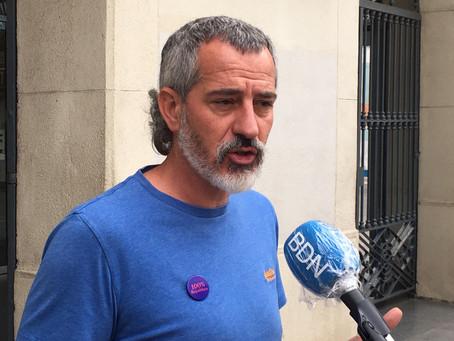 David Torrents reclama un reconeixement públic a totes les víctimes del terrorisme