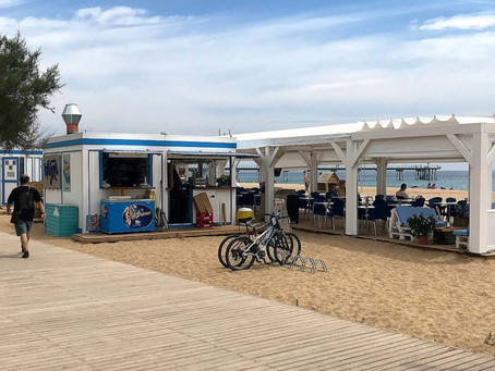 David Torrents reclama mesures per compensar les guinguetes de la platja.