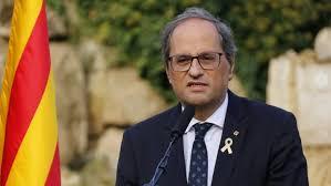 JxCAT Badalona presenta moció de rebuig per la inhabilitació del President de la Generalitat