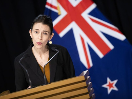 PM Jacinda Ardern announces new mask rules and a Covid-19 alert level extension