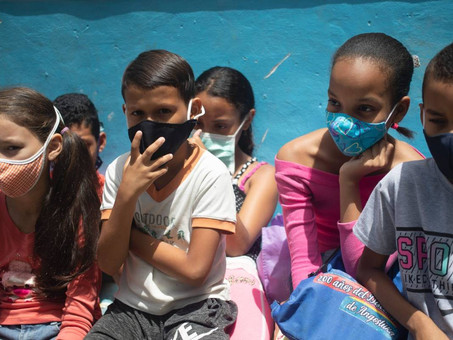 Coronavirus: Children the 'silent spreaders' of Covid-19, study finds