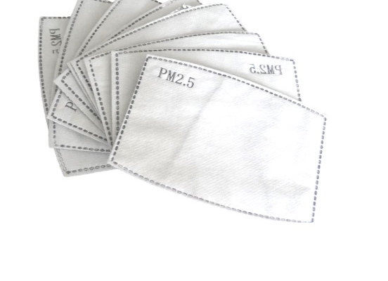 10x Pack PM2.5 Replacement Filters (Adult + Child)