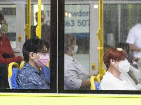 Covid-19: The dos and don'ts of wearing facemasks at alert level 2.