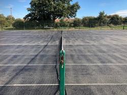 Tennis court resurface north norfolk