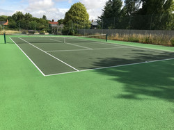 tennis resurface suffolk