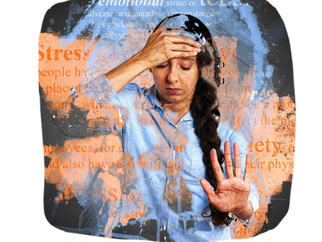 Can Stress Cause Pelvic Pain?  How anxiety may be increasing your pain levels.