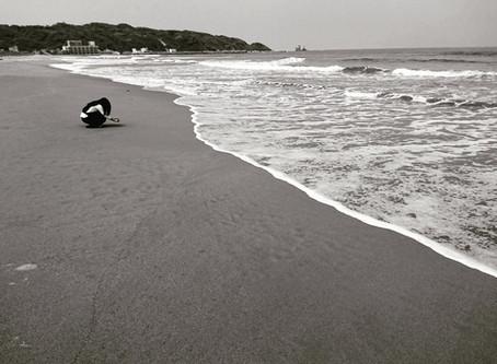 《故鄉的記憶》之二:這片沙灘這片海